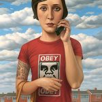 Alex Gross Obedience
