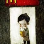 Berk Öztürk: McDonalds