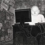 Laurie Lipton: Info Glut