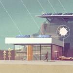 Matthew Lyons: Solarpanel