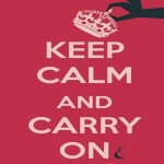 Fro Design Co: Keep Calm