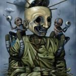 Jeff Christensen: Scarecrow