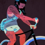 Matthew James Taylor: Bicycles & Tattoos