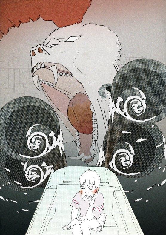 Ramona Ring Illustrations