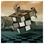 Tom Colbie // Rubik Cube