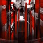 """2001: A Space Odyssey"" Poster Art by Jordan Buckner"