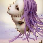 """Purple Haze"" Art Print by Naoto Hattori"