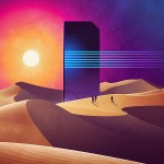 NeoWave: Digital Illustrations by James White