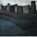 Tokyo Artworks by Damon Kowarsky