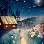 New Selected Illustrations by Lisk Feng