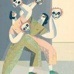 Myths: Beautiful Illustrations by Gosia Herba