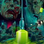 """Re-Animator"" Poster Art by Stan & Vince"