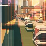 James Gilleard Illustrations ⥸ Revisited