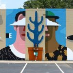 Wonderful Murals by Agostino Iacurci