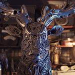 Creatures Of The Deep: Alan Williams Metal Artist