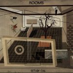 Room Geometry: Illustrations by Federico Babina
