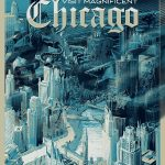 """The Ruins of Chicago"" Art Print by Rob Loukotka"