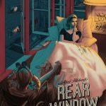 """Rear Window"" Poster Art by Jonathan Burton"