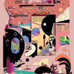 Gibberish Birds: New Illustrations by Ori Toor
